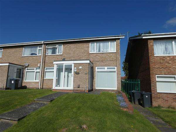2 Bedrooms Apartment Flat for sale in Selby Close, Yardley, Birmingham