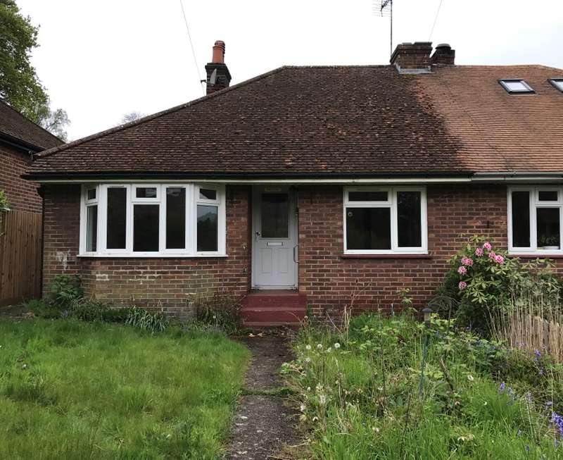 3 Bedrooms Bungalow for sale in Quetta, Common Road, Ightham, Sevenoaks, Kent, TN15 9DY