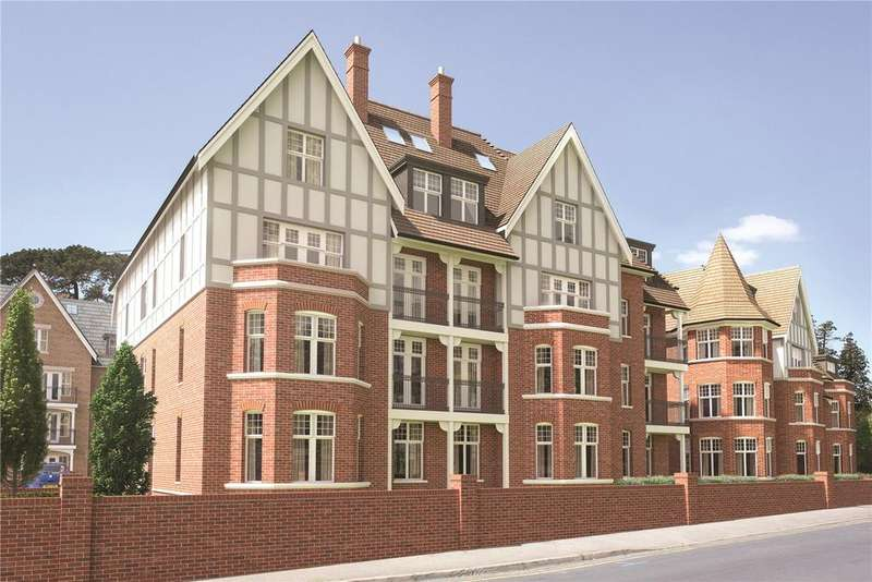 1 Bedroom Penthouse Flat for sale in Exton Gardens, 70 Knyveton Road, Bournemouth, BH1