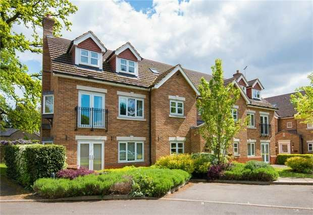 2 Bedrooms Flat for sale in 3 The Old Orchard, Iver, Buckinghamshire