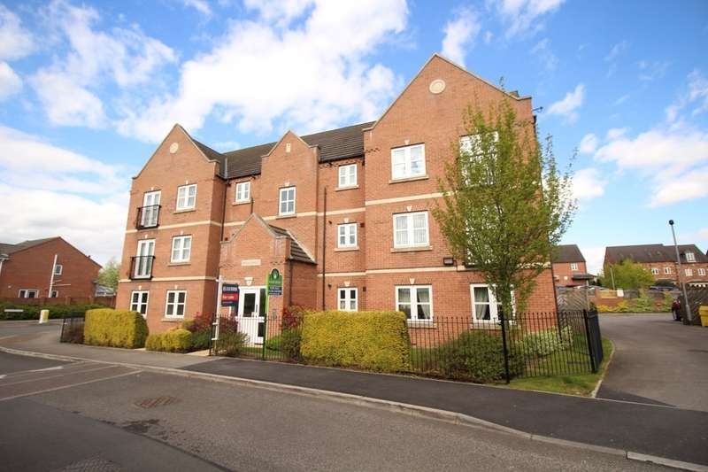 2 Bedrooms Flat for sale in Two Gates Way, Shafton, Barnsley, S72