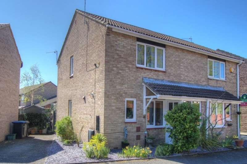 2 Bedrooms Semi Detached House for sale in Cavendish Court, Brandon, Durham, DH7