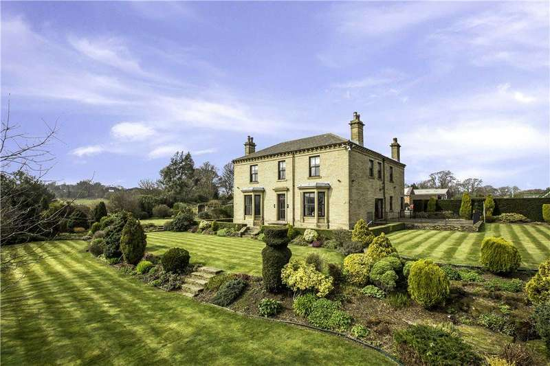 6 Bedrooms Unique Property for sale in Shawfield Farm, Tong Lane, Bradford, West Yorkshire
