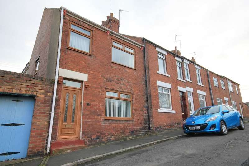 3 Bedrooms Property for sale in Salisbury Avenue, Chester Le Street, DH3