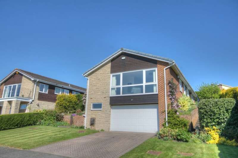 4 Bedrooms Detached House for sale in Killiebrigs, Heddon-on-the-wall, Newcastle Upon Tyne, NE15