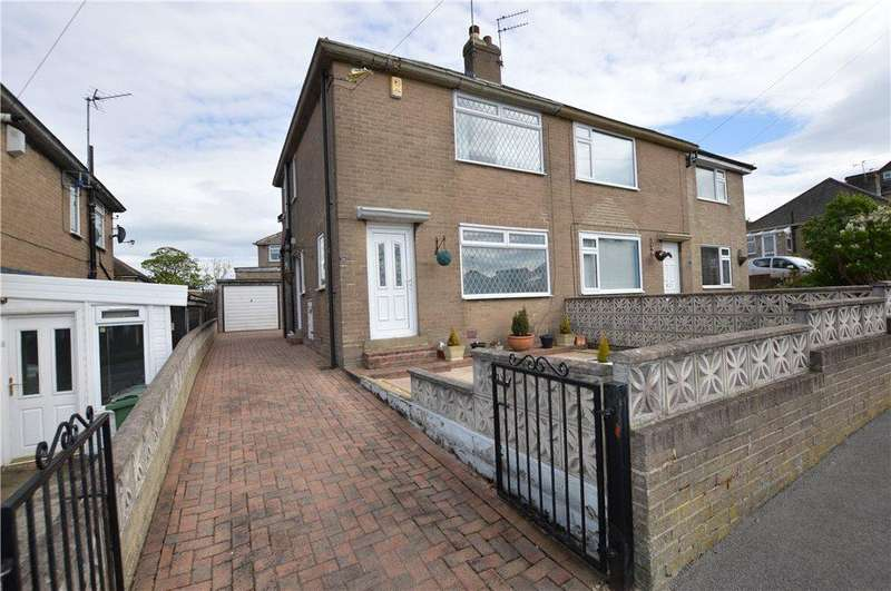 2 Bedrooms Semi Detached House for sale in Lulworth Crescent, Leeds, West Yorkshire