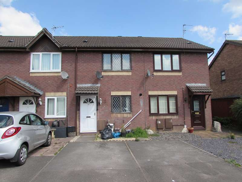 2 Bedrooms Terraced House for sale in Heol Bryncwtyn , Pencoed, Bridgend. CF35 5PX