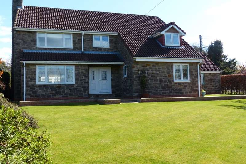 3 Bedrooms Detached House for sale in Lintzford Road, Hamsterley Mill, NE39