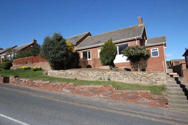 2 Bedrooms Semi Detached Bungalow for sale in Clough Dene, Tantobie, Stanley, DH9