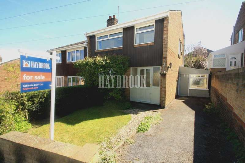 3 Bedrooms Semi Detached House for sale in Acorn Hill, Sheffield