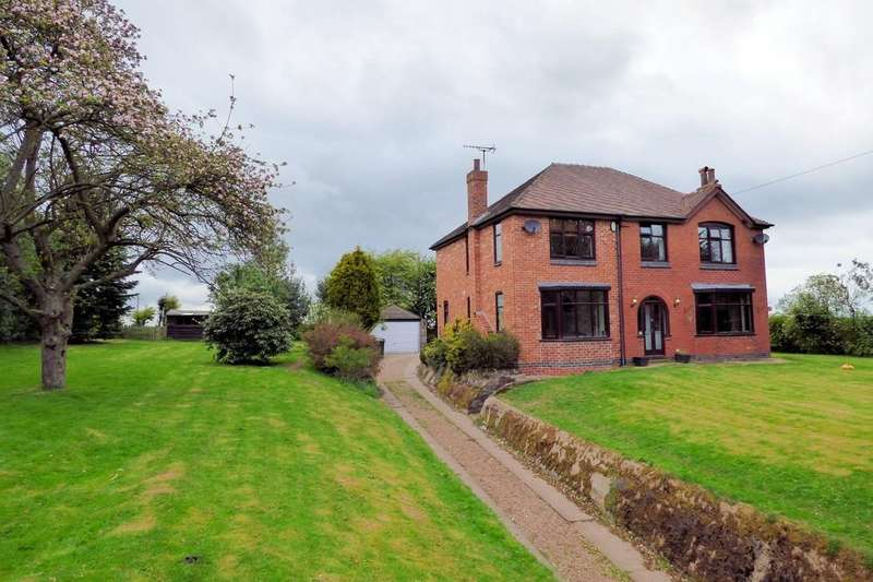 4 Bedrooms Detached House for sale in Hillside Road, Linton