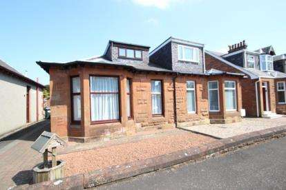 3 Bedrooms Bungalow for sale in Mure Place, Newmilns, East Ayrshire