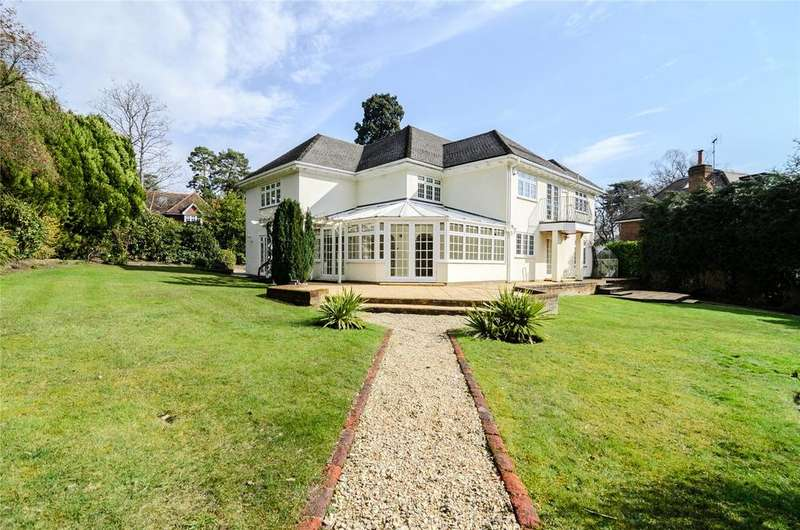 5 Bedrooms Detached House for sale in The Covert, Ascot, Berkshire