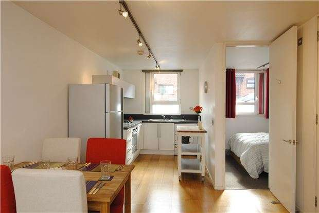 2 Bedrooms Flat for sale in The Pantile, Westbourne Grove, Bedminster, Bristol, BS3 3LJ