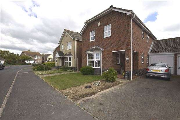 4 Bedrooms Detached House for sale in Landsdowne Way, Bexhill-On-Sea, East Sussex, TN40 2UN