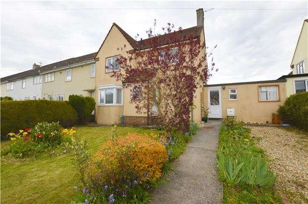 3 Bedrooms End Of Terrace House for sale in Hawthorn Road, RADSTOCK