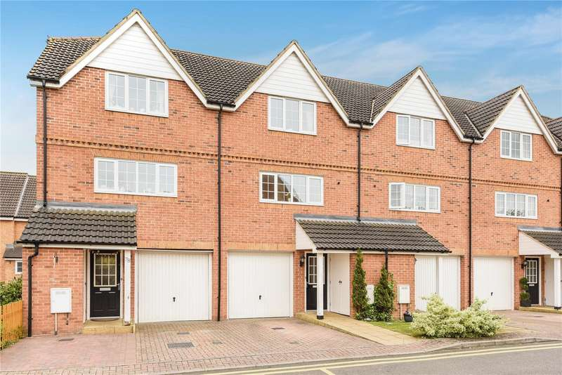 3 Bedrooms Mews House for sale in Franklins, Maple Cross, Hertfordshire, WD3