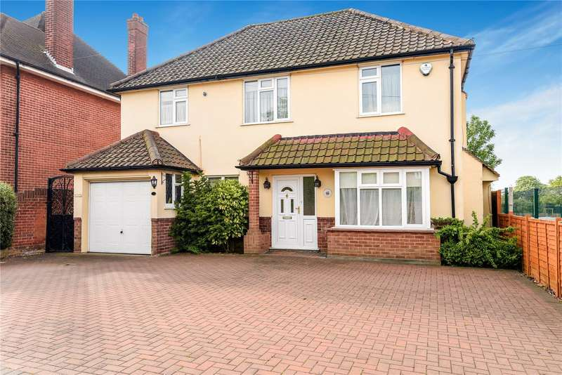 3 Bedrooms Detached House for sale in Belmont Road, North Uxbridge, Middlesex, UB8
