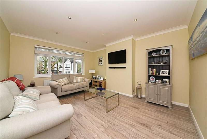 2 Bedrooms Flat for sale in Byron Road, Mill Hill, London