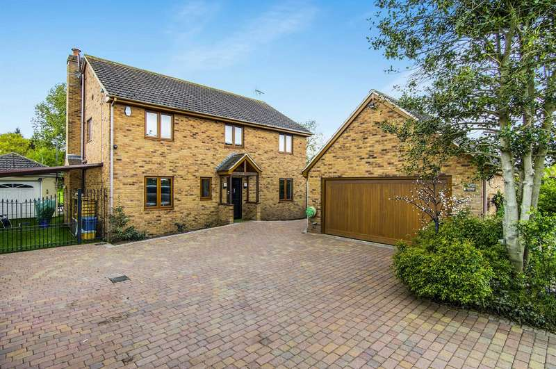 4 Bedrooms Detached House for sale in London Road, Billericay, CM12