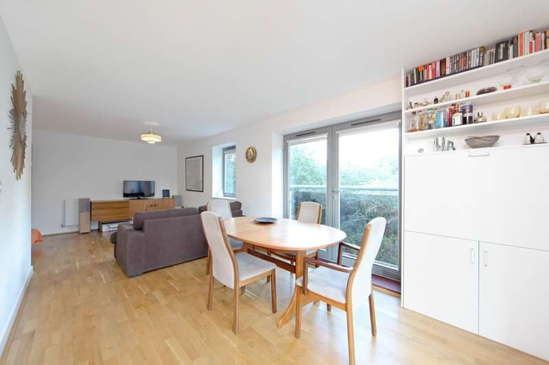 2 Bedrooms Flat for sale in St. Georges Grove, London, London, SW17