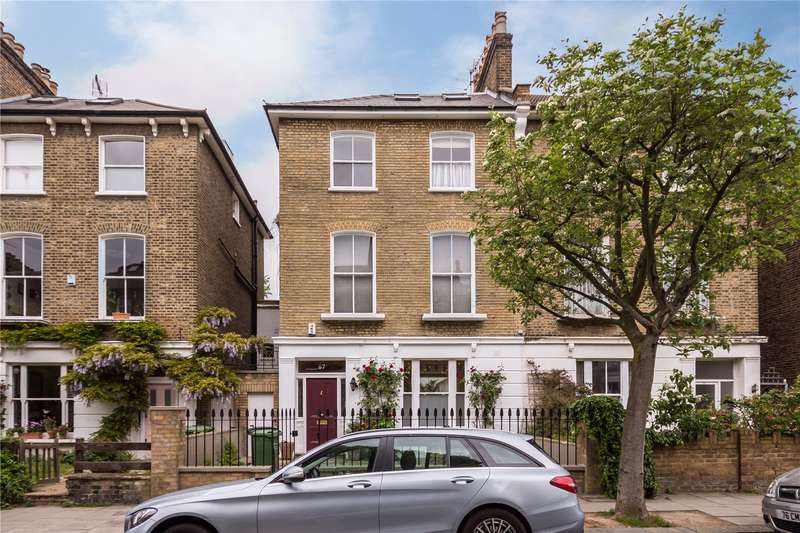 4 Bedrooms Semi Detached House for sale in Patshull Road, Kentish Town, London, NW5