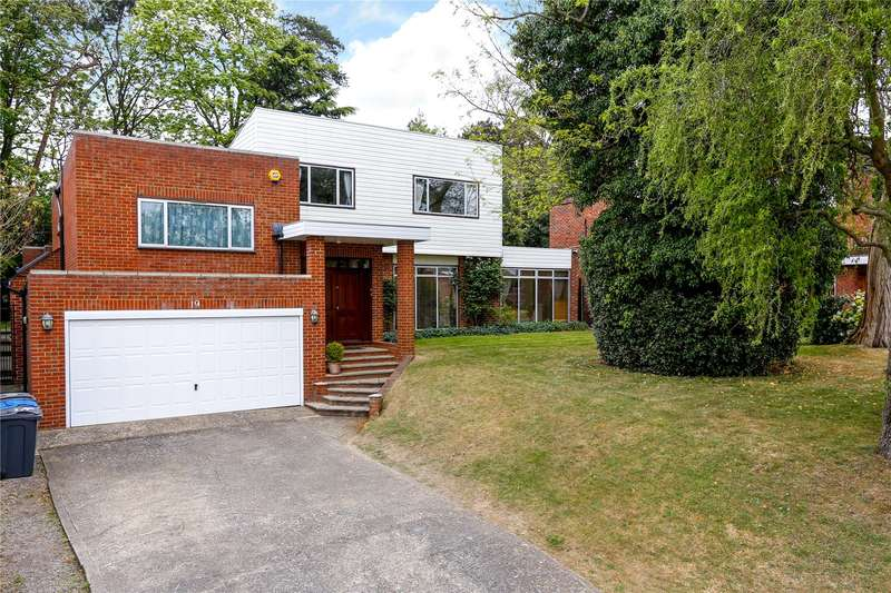 6 Bedrooms Detached House for sale in Lord Chancellor Walk, Kingston upon Thames, KT2