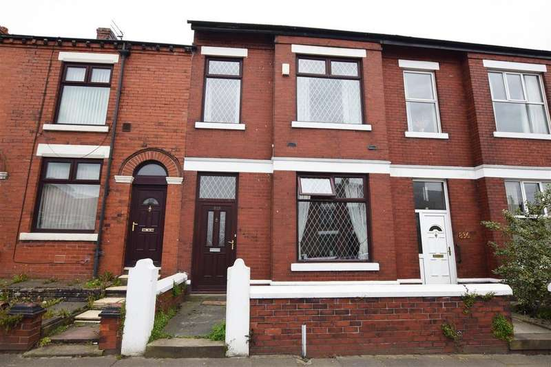 3 Bedrooms Terraced House for sale in Rochdale Road, Middleton