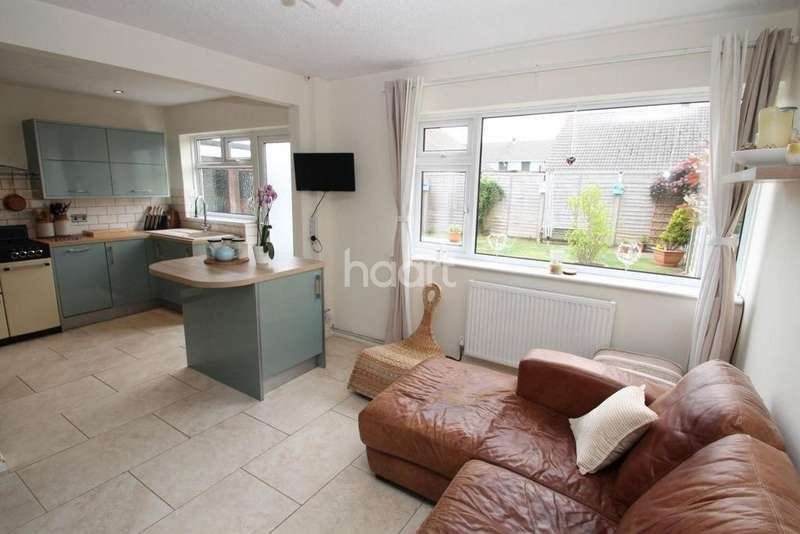 2 Bedrooms Semi Detached House for sale in Petherton Road, BS14
