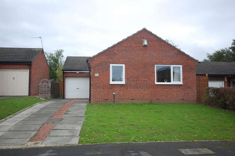 2 Bedrooms Detached Bungalow for sale in Priors Grange, High Pittington
