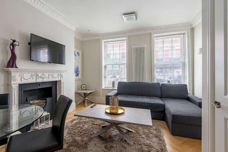 2 Bedrooms Flat for sale in Grays Inn Road, WC1X