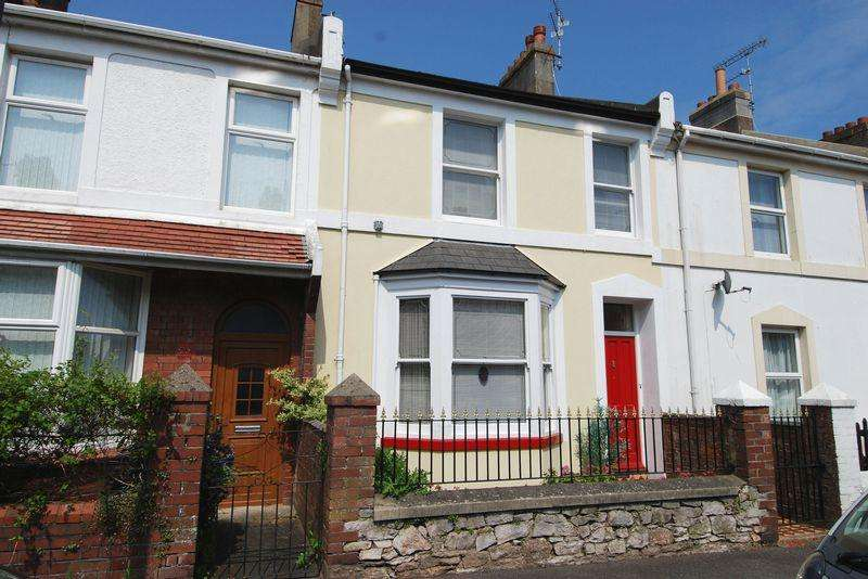 3 Bedrooms Terraced House for sale in St Annes Road, TORQUAY