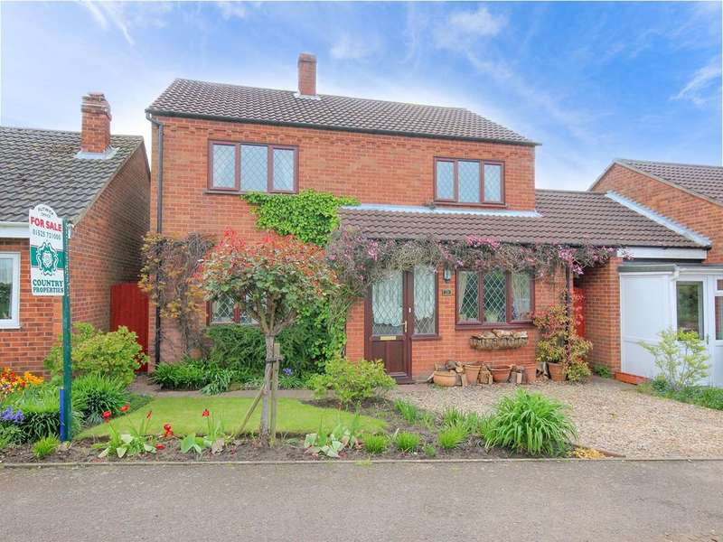 4 Bedrooms Link Detached House for sale in Smugglers Lane, Reepham, Norwich, NR10