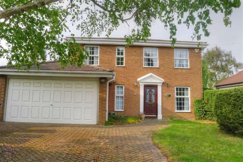 4 Bedrooms Detached House for sale in College Road, Impington, Cambridge