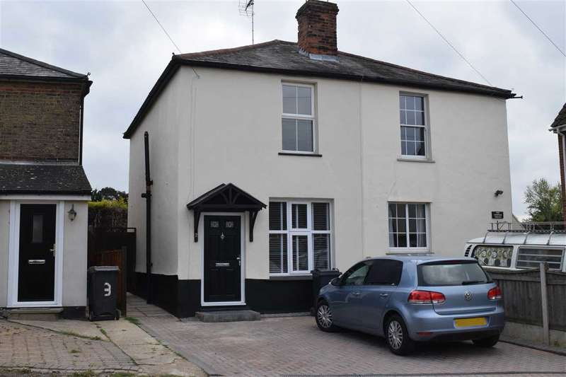 2 Bedrooms Semi Detached House for sale in Lionfield Terrace, Chelmsford