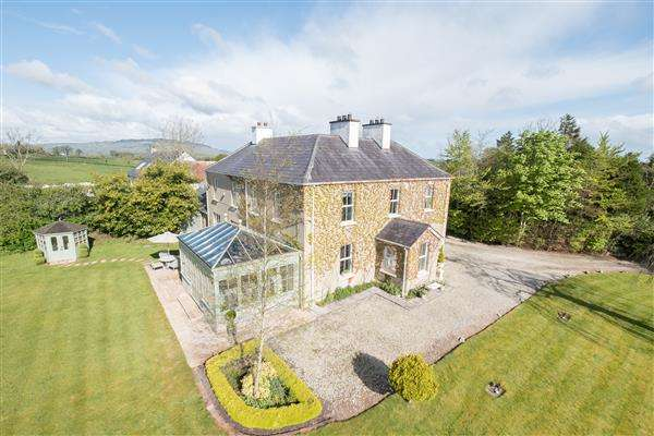 4 Bedrooms Detached House for sale in Derrygiff House, 77 Swanlinbar Road