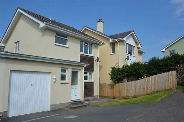 3 Bedrooms Detached House for sale in BARNSTAPLE, North Devon