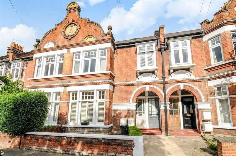 2 Bedrooms Maisonette Flat for sale in Cowley Road, Mortlake