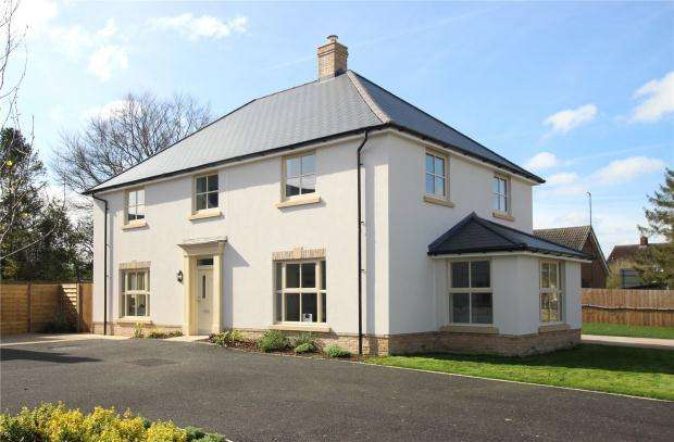 4 Bedrooms Detached House for sale in Chardle Field, Foxton, Cambridge, Cambridgeshire