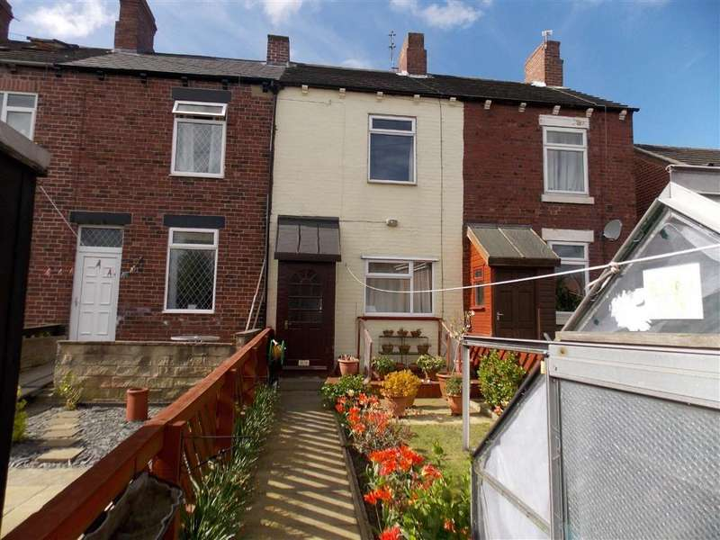 2 Bedrooms Terraced House for sale in Garden Row, Crofton, Wakefield, WF4