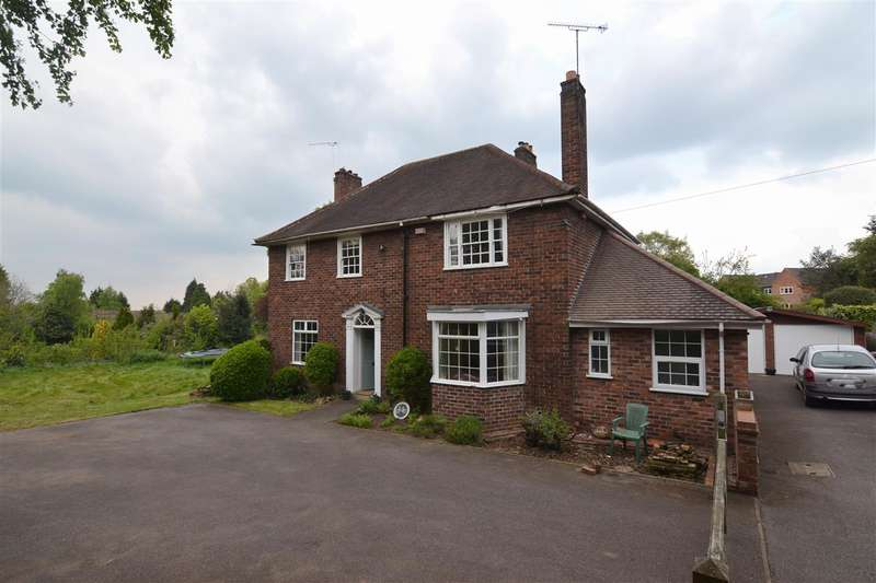 4 Bedrooms Detached House for sale in Radford Bank, Stafford