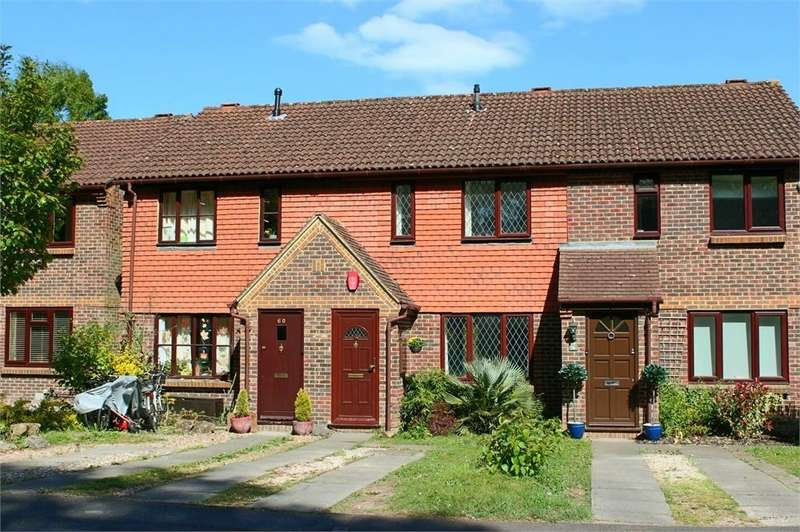 3 Bedrooms Terraced House for sale in Mendip Road, Forest Park, Bracknell, Berkshire