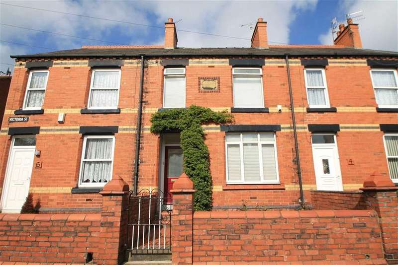 3 Bedrooms Terraced House for sale in Victoria Street, Rhos, Wrexham