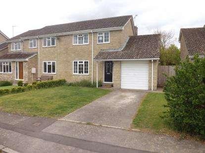3 Bedrooms Semi Detached House for sale in Longburton, Sherborne, Uk