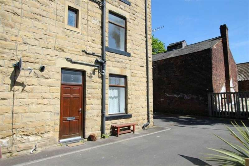 1 Bedroom End Of Terrace House for sale in Carlinghow Hill, BATLEY, West Yorkshire