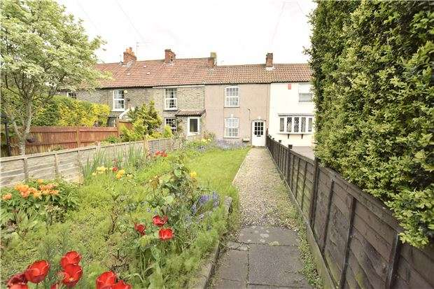 2 Bedrooms Cottage House for sale in Hanham Road, Kingswood, BS15 8PY