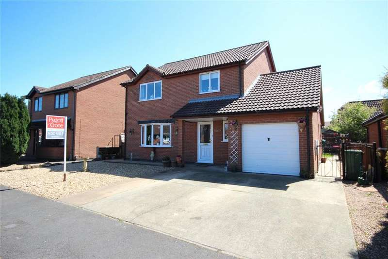 4 Bedrooms Detached House for sale in Trafalgar Park, New Waltham, DN36