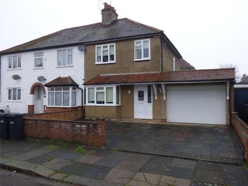 3 Bedrooms Semi Detached House for sale in Ashton Road, Enfield, London, EN3