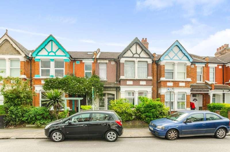 3 Bedrooms Maisonette Flat for sale in Drayton Road, Harlesden, NW10