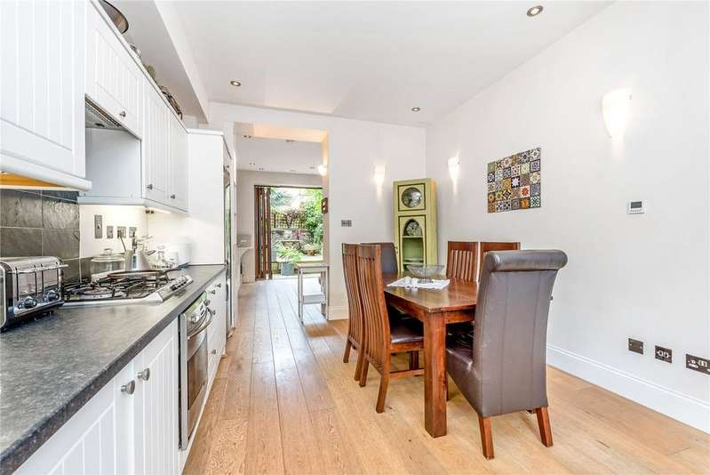 1 Bedroom Flat for sale in Noel Road, Islington, London, N1
